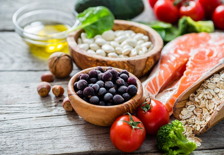 kriteria makanan sehat